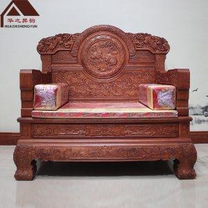 缅甸花梨木沙发 国宝 7件套/11件套 大果紫檀